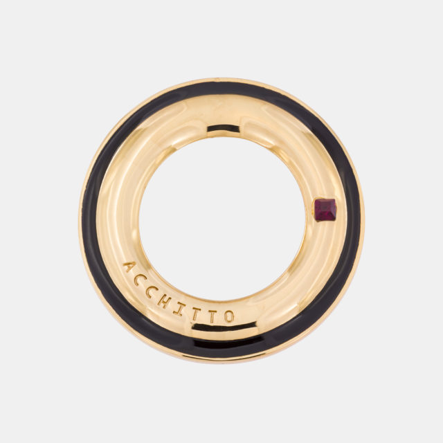 Orecchino Cerchio dx 02
