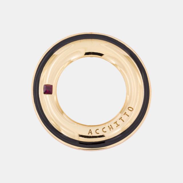 Orecchino Cerchio sx 02
